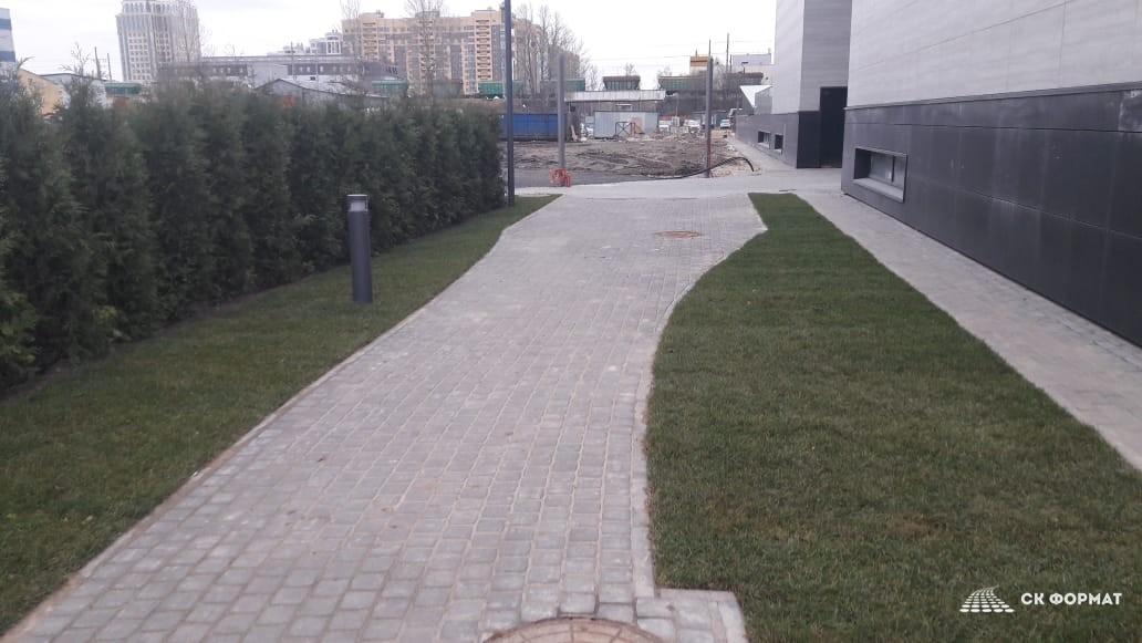 СПб, Рощинская улица